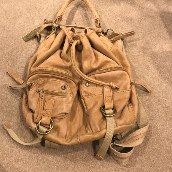 Handbags - Lucky Brand backpack only used twice